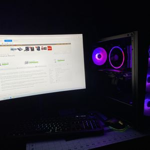 Gaming PC Setup (New) for Sale in Lynwood, CA