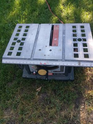 Table saw for Sale in Lehi, UT
