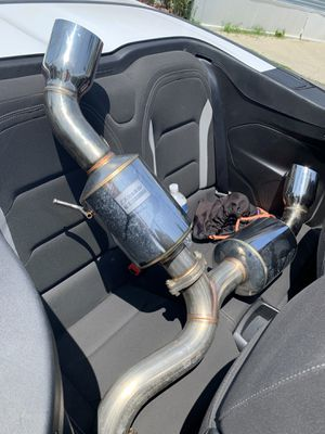 GREDDY EVOLUTION GT CATBACK EXHAUST (FRS/86/BRZ) for Sale in Norco, CA