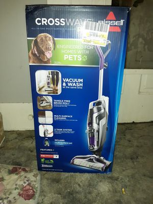 Bissell vacuum/wash cleaner for Sale in Mount Carmel, IL