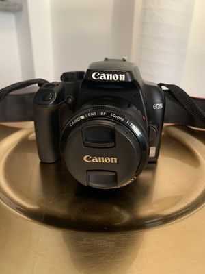 Canon EOS 1000D for Sale in Miami, FL