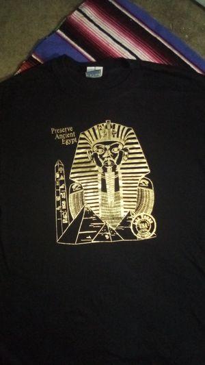 Vintage preserve ancient Egypt t-shirt Las Vegas for Sale in San Diego, CA