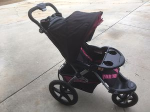 Baby Trend stroller with car seat for Sale in Jurupa Valley, CA