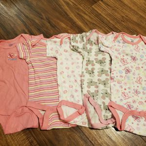 Gerber Baby Girl Onesies 12m for Sale in Vancouver, WA
