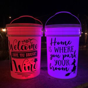 Light Up Camping, Pool, Patio, Tent, Seat, Cooler Bucket for Sale in Goodyear, AZ