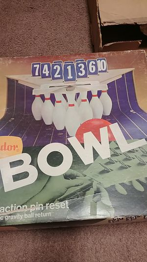 Retro Tudor Bowl Game for Sale in Wilkes-Barre, PA