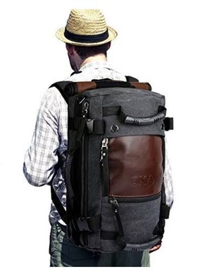 OXA Duffel Bag Travel Canvas Backpack for Men for Sale in New York, NY