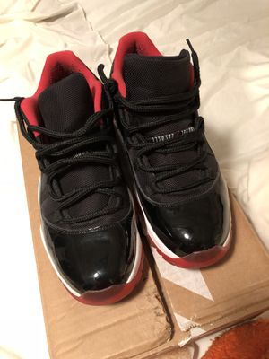 Air Jordan 11 bred lows size 13 for Sale in Finleyville, PA