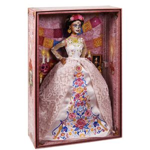 Barbie Signature Dia De Muertos 2020 Doll (12-in Brunette) in Dress and Flower Crown for Sale in Fort Lauderdale, FL