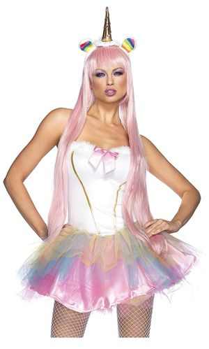 Unicorn costume M/L for Sale in San Jose, CA