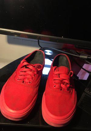 Red vans for Sale in Pawtucket, RI