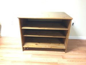 TV console / bookcase / storage / buffet table for Sale in Princeton, NJ