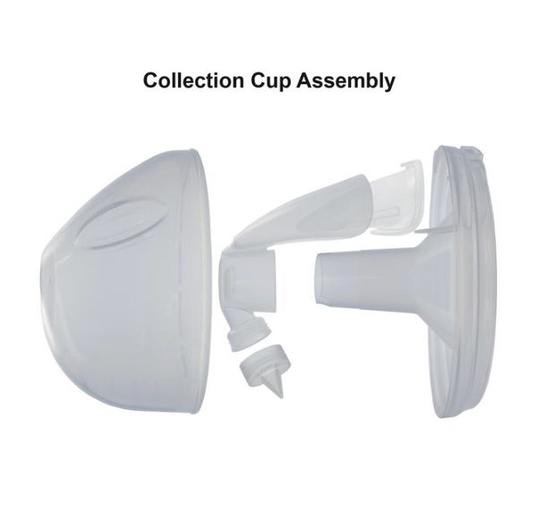 Freemie closed system cups