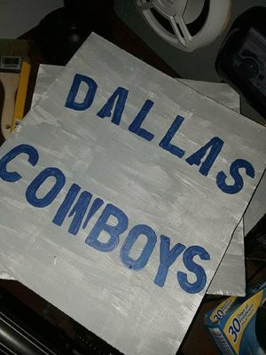 Dallas cowboy for Sale in Arlington, TX
