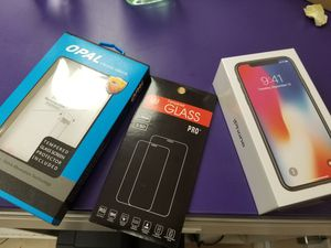 IPhone x 64 gig att never been opened for Sale in Baton Rouge, LA