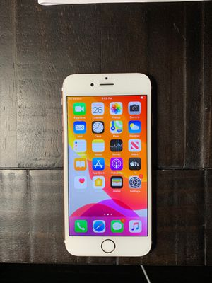 iPhone 6S Good Condition for Sale in Newark, CA