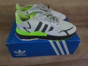Size 11.5 Adidas Nite Jogger Sneakers for Sale in Silver Spring, MD