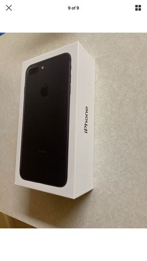 IPhone 7 Plus 32GB Verizon for Sale in Sioux Falls, SD