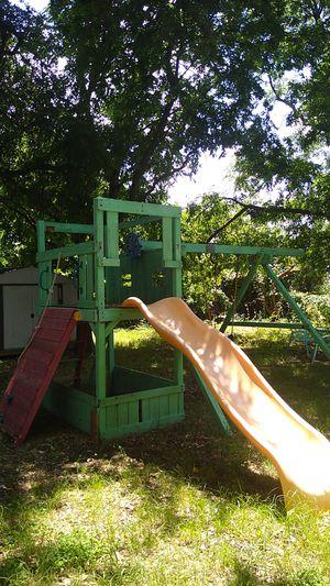 Free swing set for Sale in Grand Prairie, TX