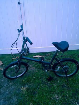 Adventurer 5 or 6 speed fold up Bike for Sale in Rockledge, FL