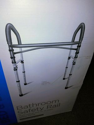 Bathroom safety rail new in box unopened for Sale in Grand Prairie, TX