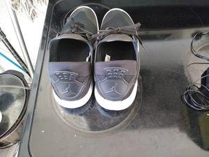Brand new black running jordans for sale for Sale in West Palm Beach, FL