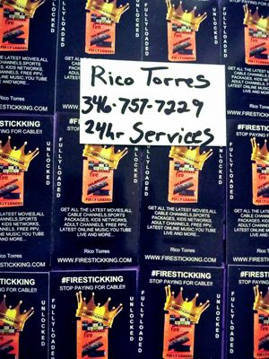Fire TV Stick MEGA19 FULLY-LOADED XXX for Sale in Houston, TX