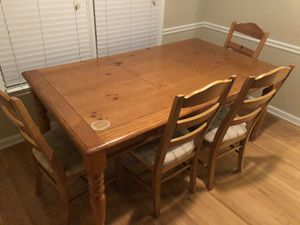 Dining Room Table for Sale in Marietta, GA
