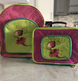 Children's backpack and lunchbox set for Sale in Burbank, CA