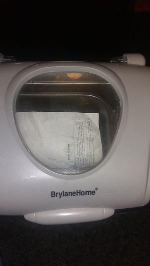 BrylaneHome Bread Maker Brand New asking 30$obo for Sale in Dallas, TX