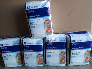 Diapers/ training pants for Sale in Peoria, AZ