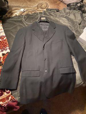 Black 3 piece suit great condition for Sale in Pico Rivera, CA