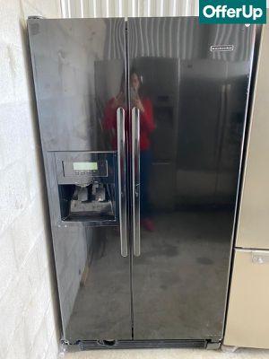 Side by Side KitchenAid Refrigerator Fridge Ask for Delivery! #1282 for Sale in Deltona, FL