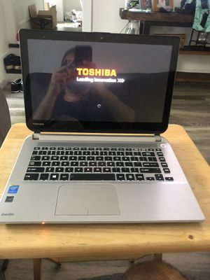 "Toshiba 14"" Laptop Touchscreen i5 8gb 240gb ssd for Sale in Hialeah, FL"