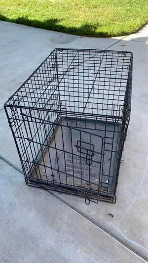 "24"" dog crate for Sale in San Jacinto, CA"