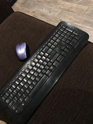 Microsoft wireless keyboard for Sale in San Diego, CA