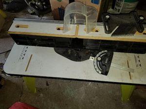Portable table saw for Sale in Dallas, TX