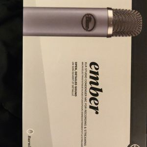 Blue Ember Microphone for Sale in Lawrenceville, GA