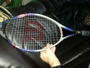 Wilson tennis racket Sampras, Grand Slam for Sale in Bolingbrook, IL