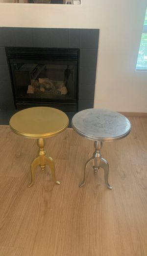 Side tables for Sale in San Jose, CA