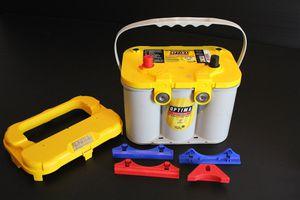 Yellow top optima battery for Sale in Modesto, CA