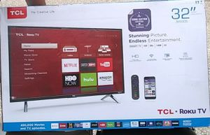 TCL TV with Roku for Sale in Westborough, MA