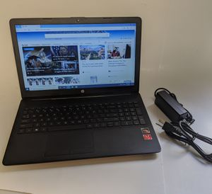 "Hp 15"" laptop for Sale in Glendale, AZ"