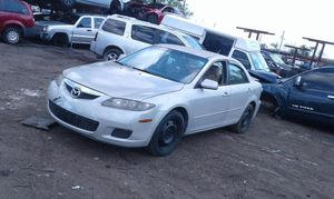 Mazda 6 for parts out 2006 for Sale in Opa-locka, FL