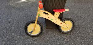 SmartGear Wooden Balance Bike for Sale in Oakton, VA