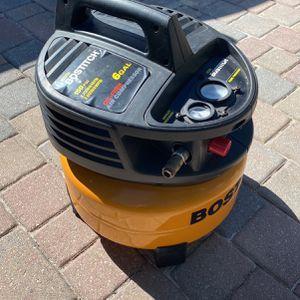 Bostich 6gal. Air compressor for Sale in Miami, FL
