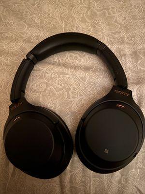 Sony - WH-1000XM3 Wireless Noise Canceling for Sale in LAKE CLARKE, FL