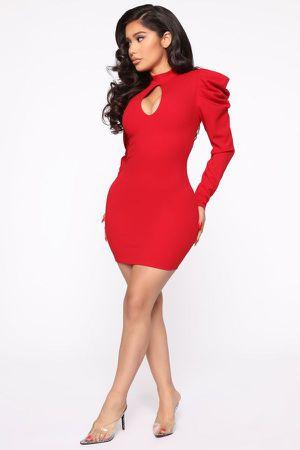 Fashion Nova Red Dress / Vestido Rojo FN for Sale in Los Angeles, CA