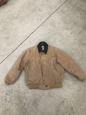 Carhartt Jacket Brown for Sale in Claremont, CA