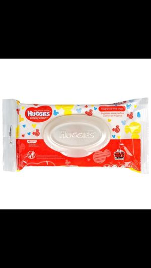 Huggies wipes for Sale in Dallas, TX